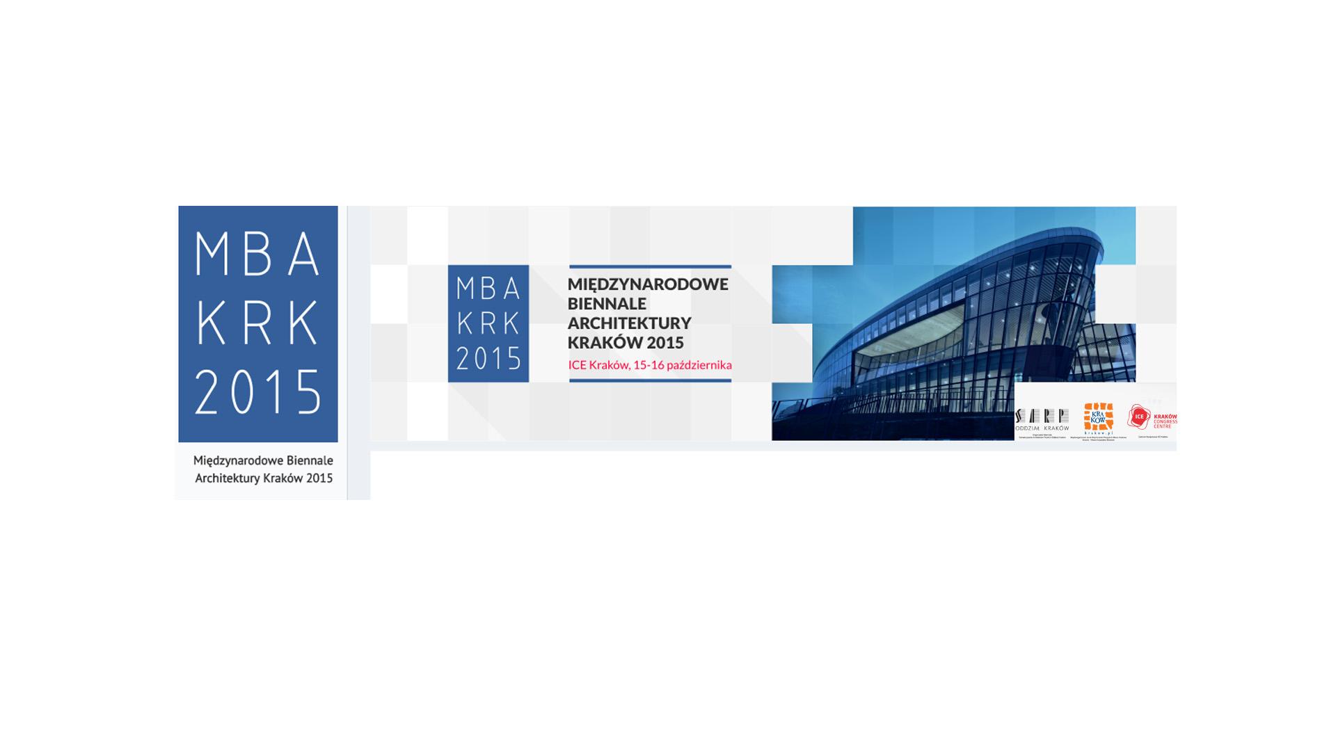 Międzynarodowe Biennale 2015 - okładka