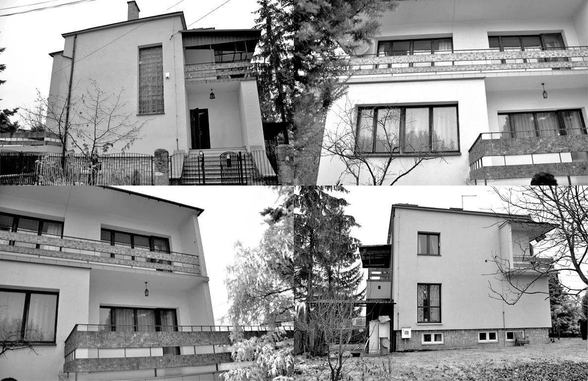 Dom kostka - zdjęcie