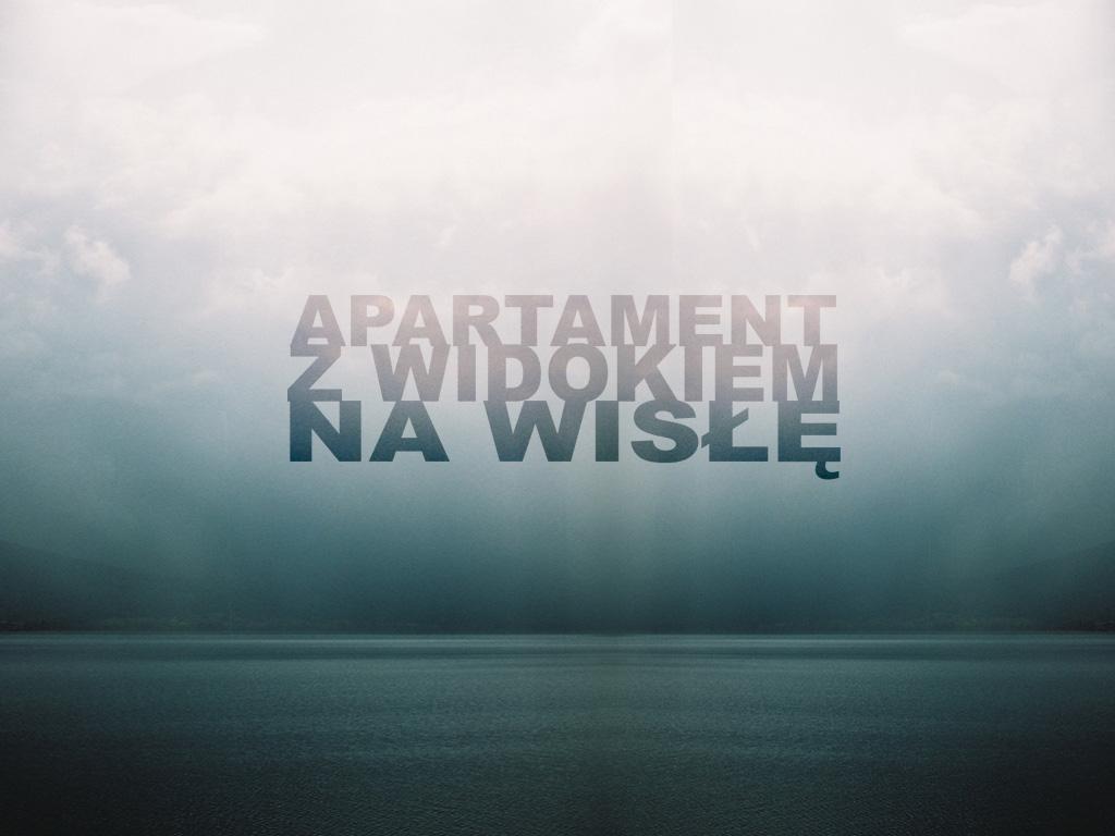 Apartament z widokiem na Wisłę - okładka