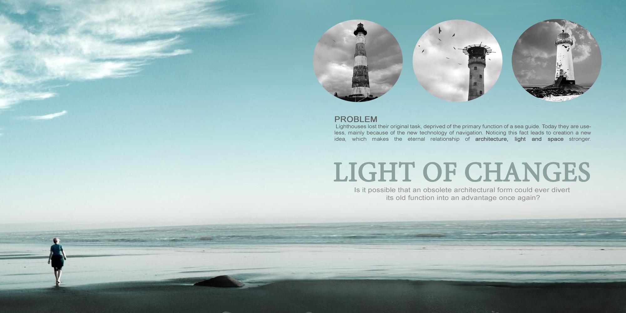 Light of Changes - okładka