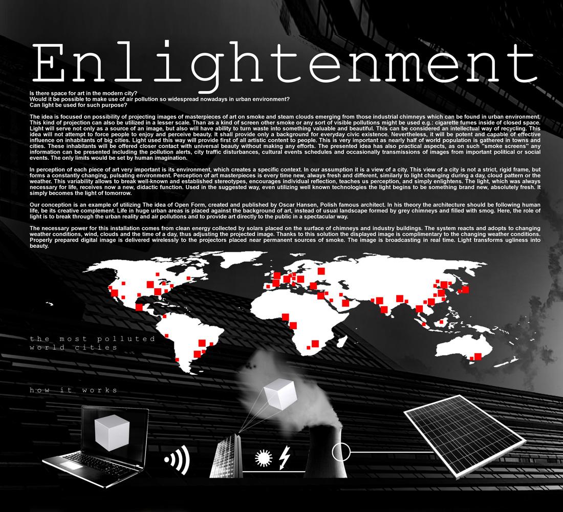Enlightenment - plansza 1