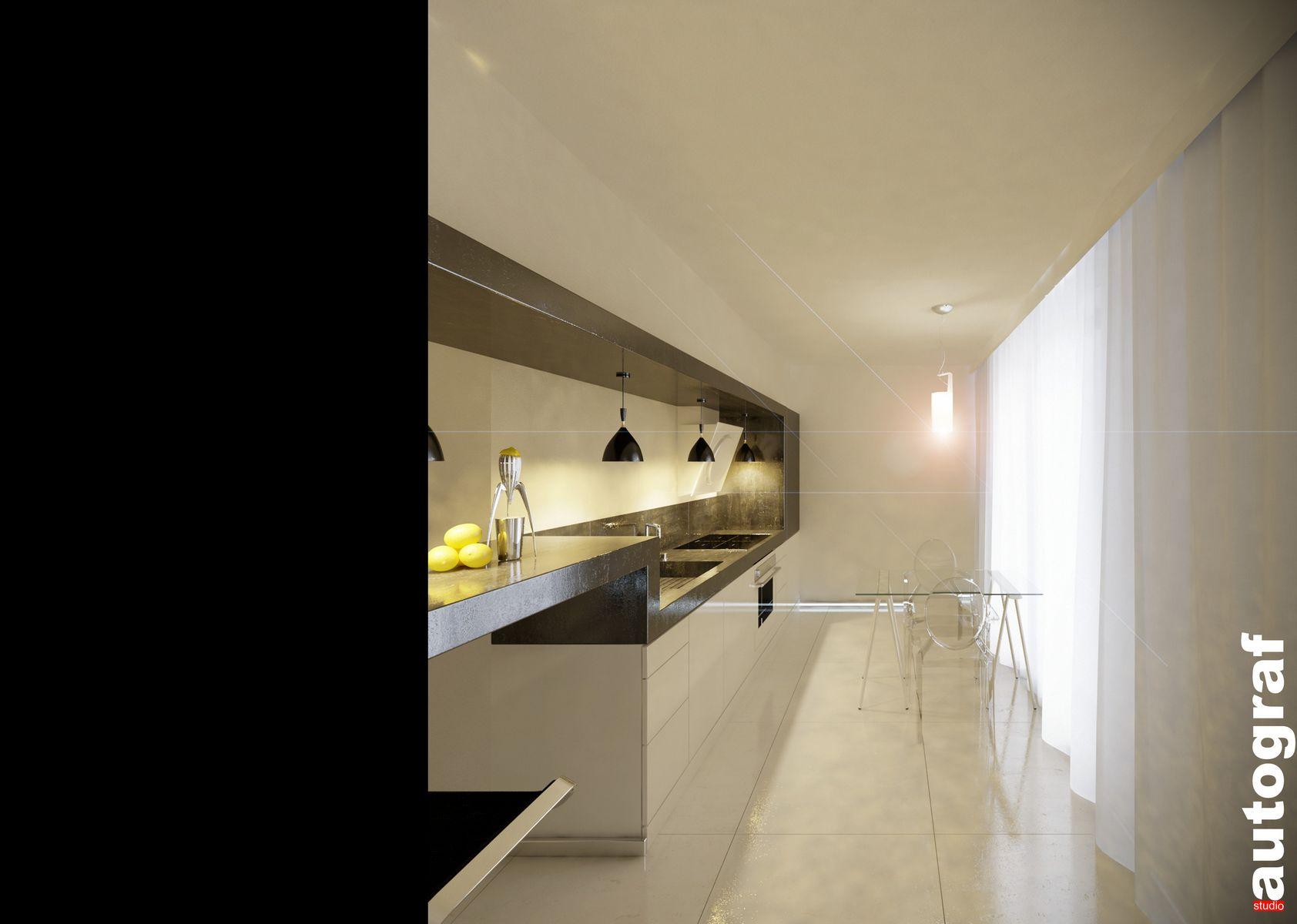 Apartament książąt pomorskich - wizualizacja 3