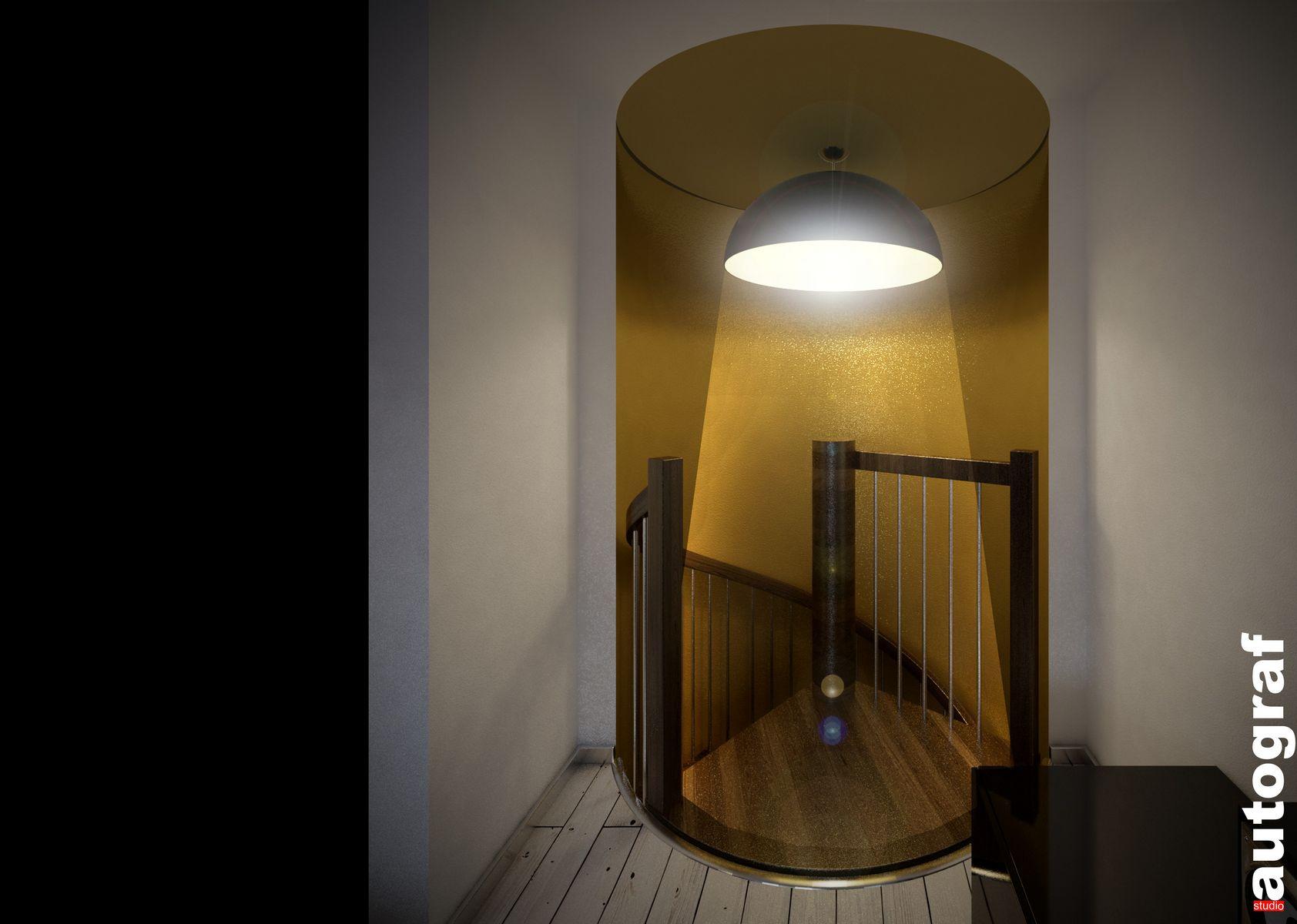 Apartament książąt pomorskich - wizualizacja 6