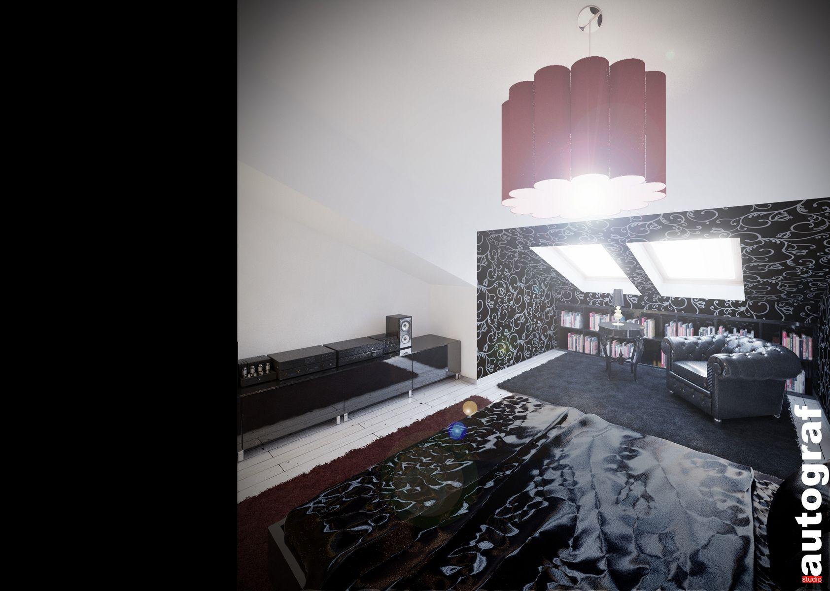 Apartament książąt pomorskich - wizualizacja 8