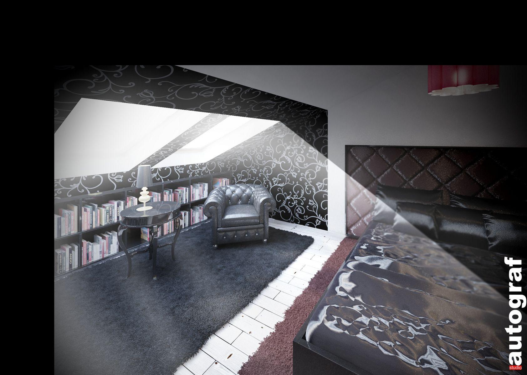 Apartament książąt pomorskich - wizualizacja 9