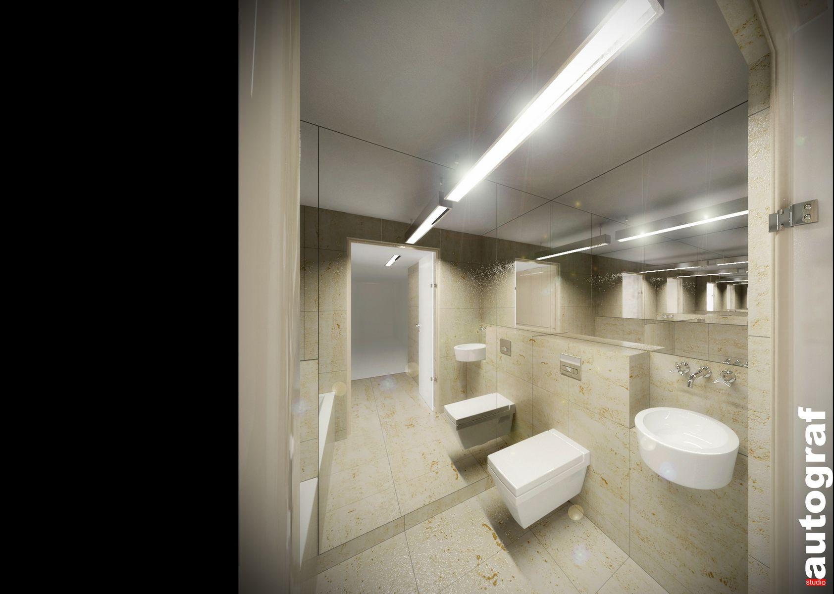 Apartament książąt pomorskich - wizualizacja 11