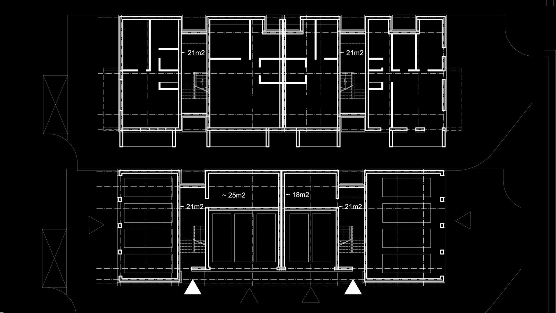 Cubic Apartments - rzut 2