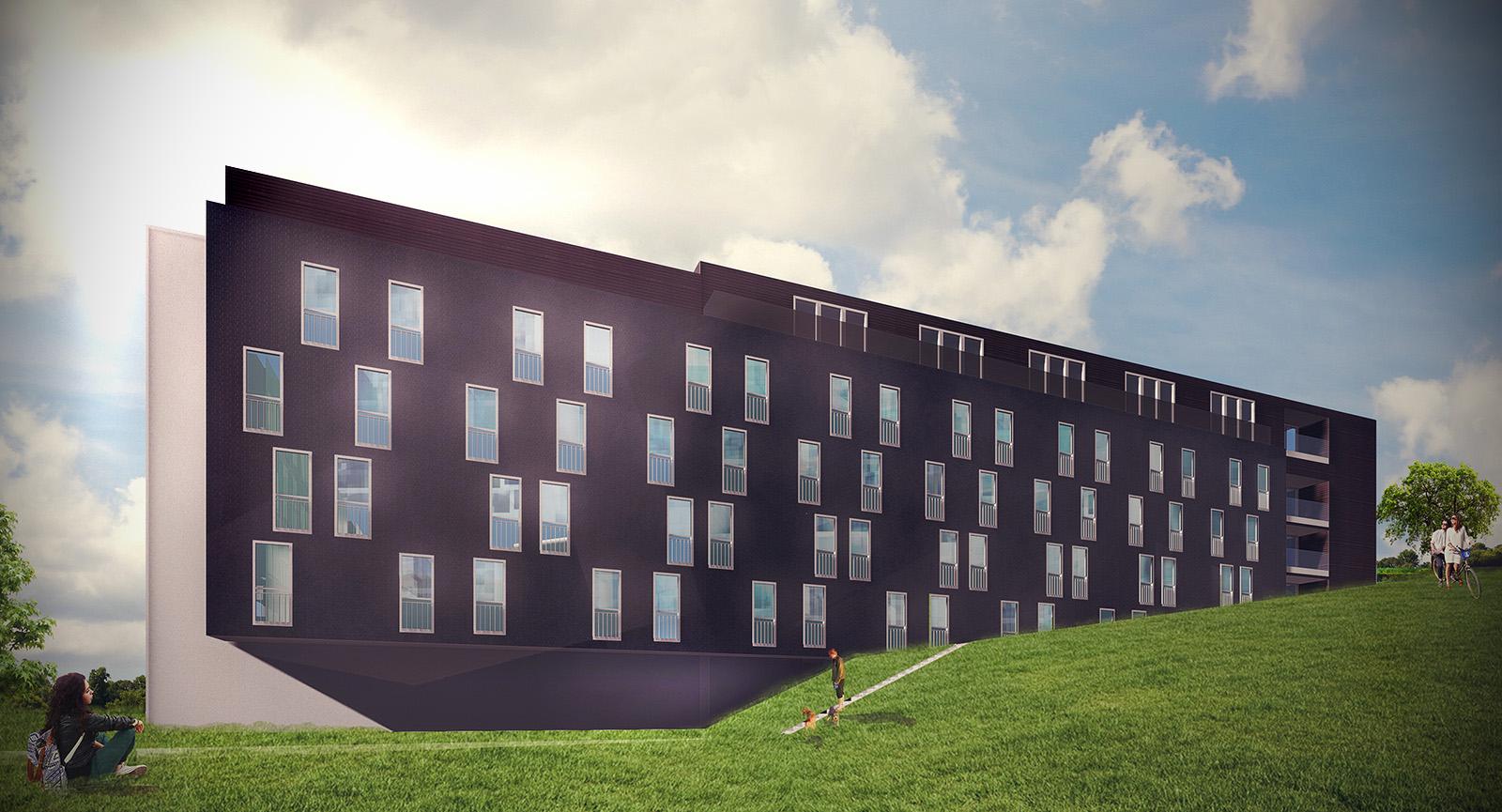 Apartamenty Komfort - wizualizacja 3