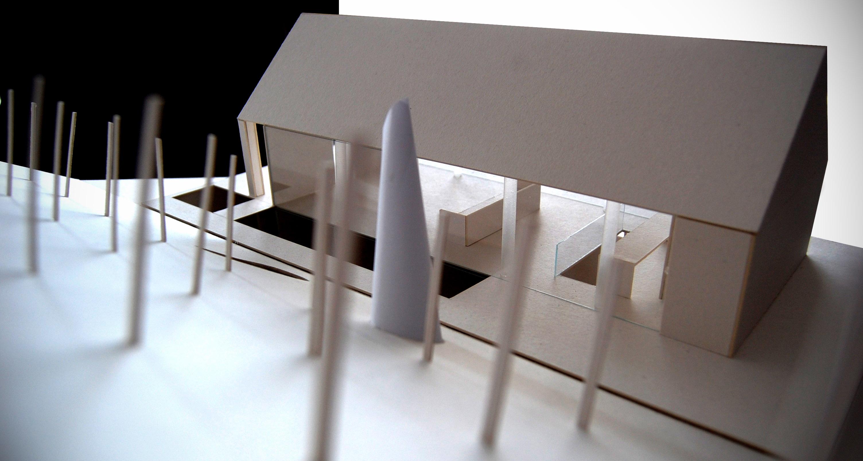 White & Brutal - model 2