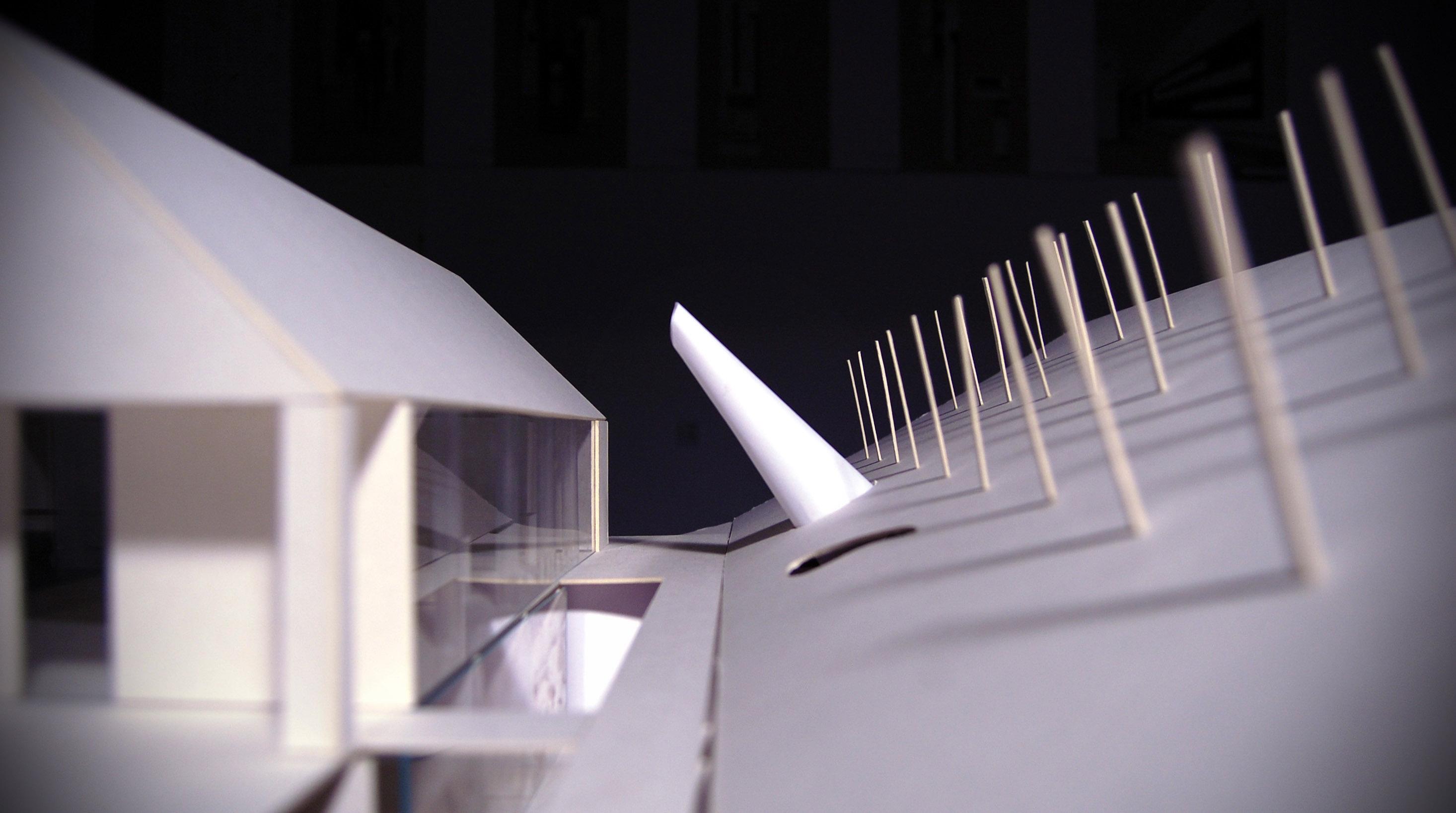 White & Brutal - model 3