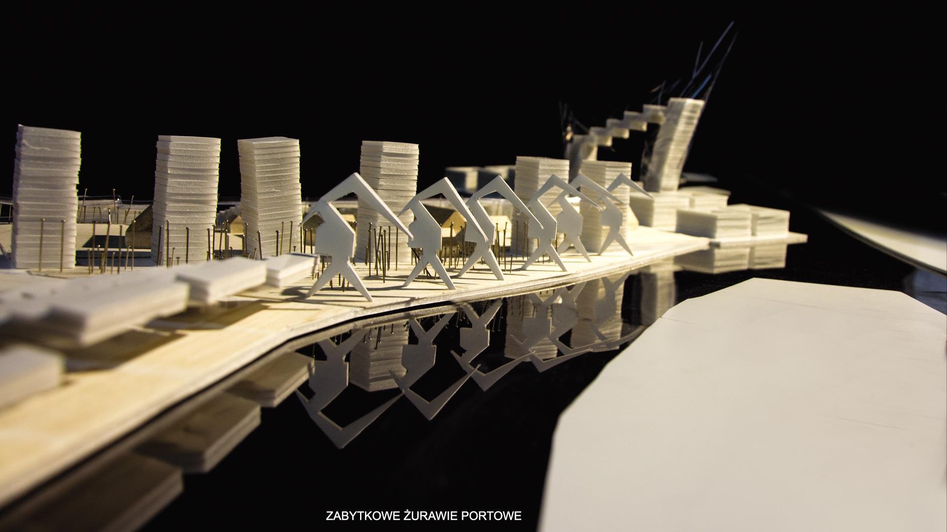 Nowe Serce Miasta - modele 2