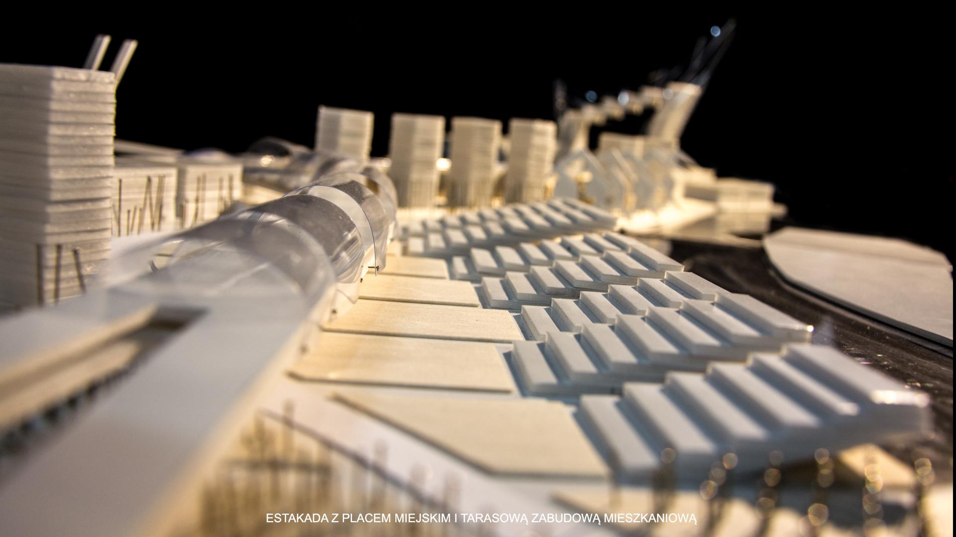 Nowe Serce Miasta - modele 3