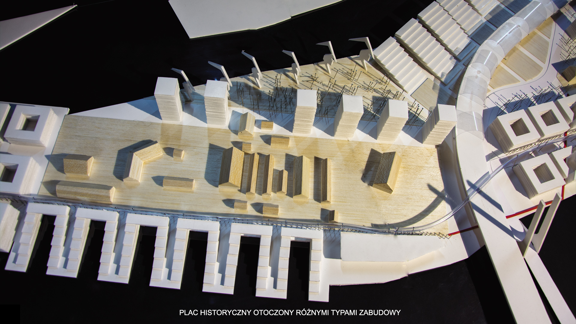 Nowe Serce Miasta - modele 4