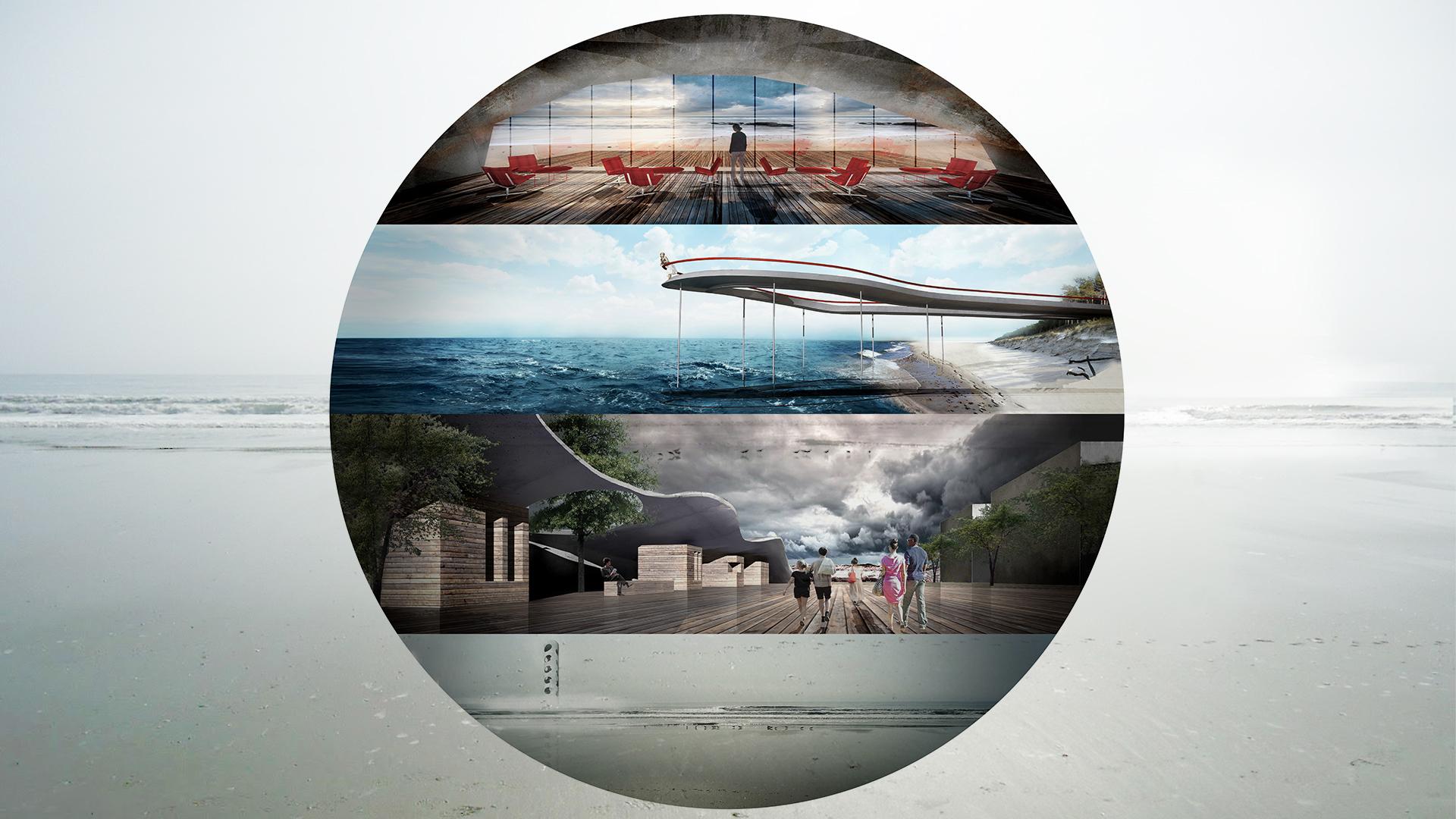 Projekt Kołobrzeg - wizualizacja 6