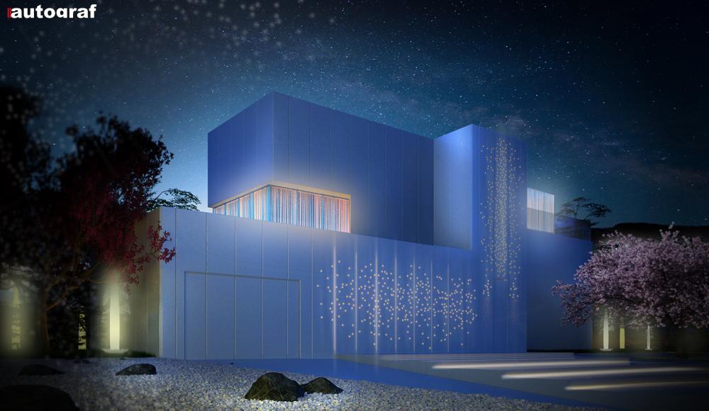 Magnolia House - wizualizacja 3