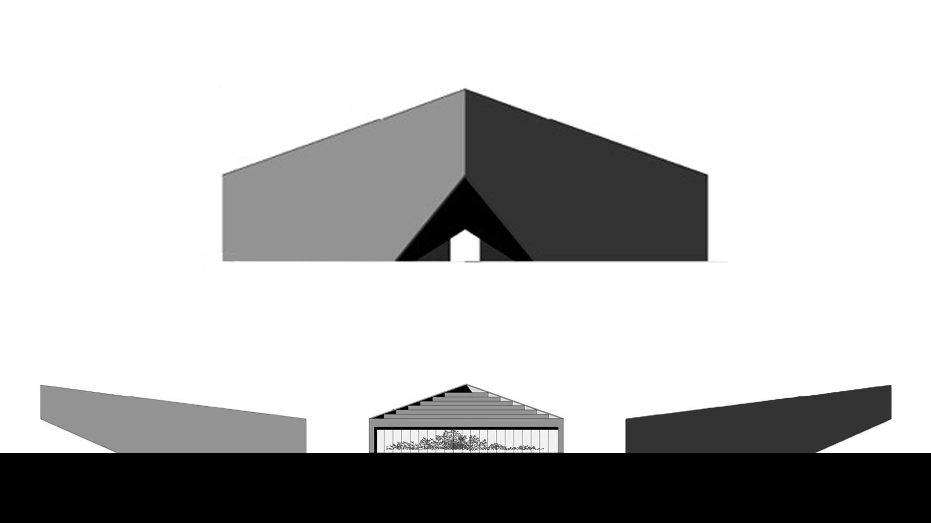Izba Pamięci - elewacje