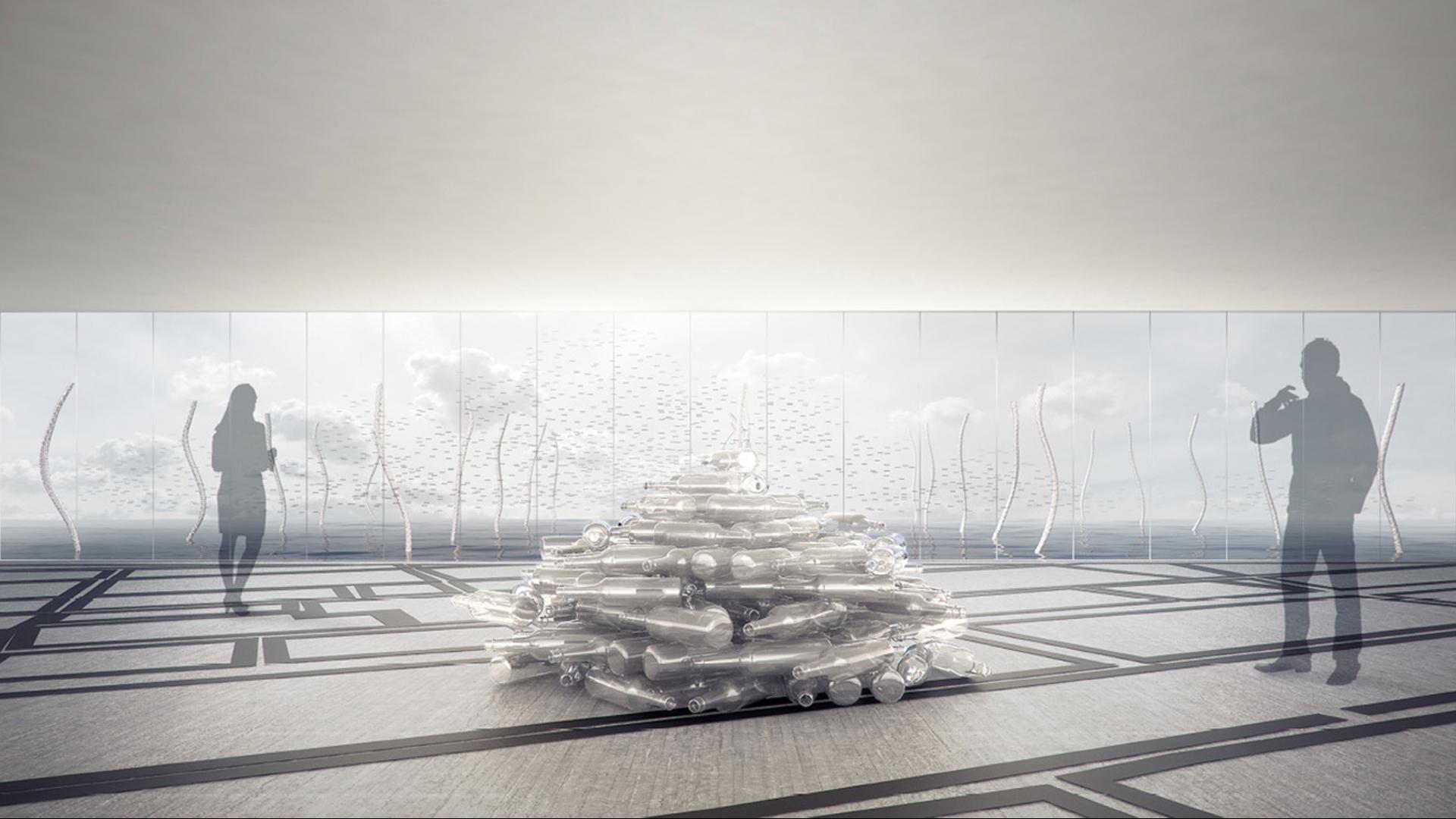 Izba Pamięci - wizualizacja 2
