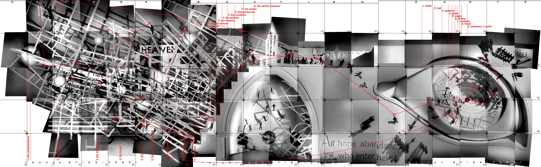Dekonstrukcja Dantego - plansza 5