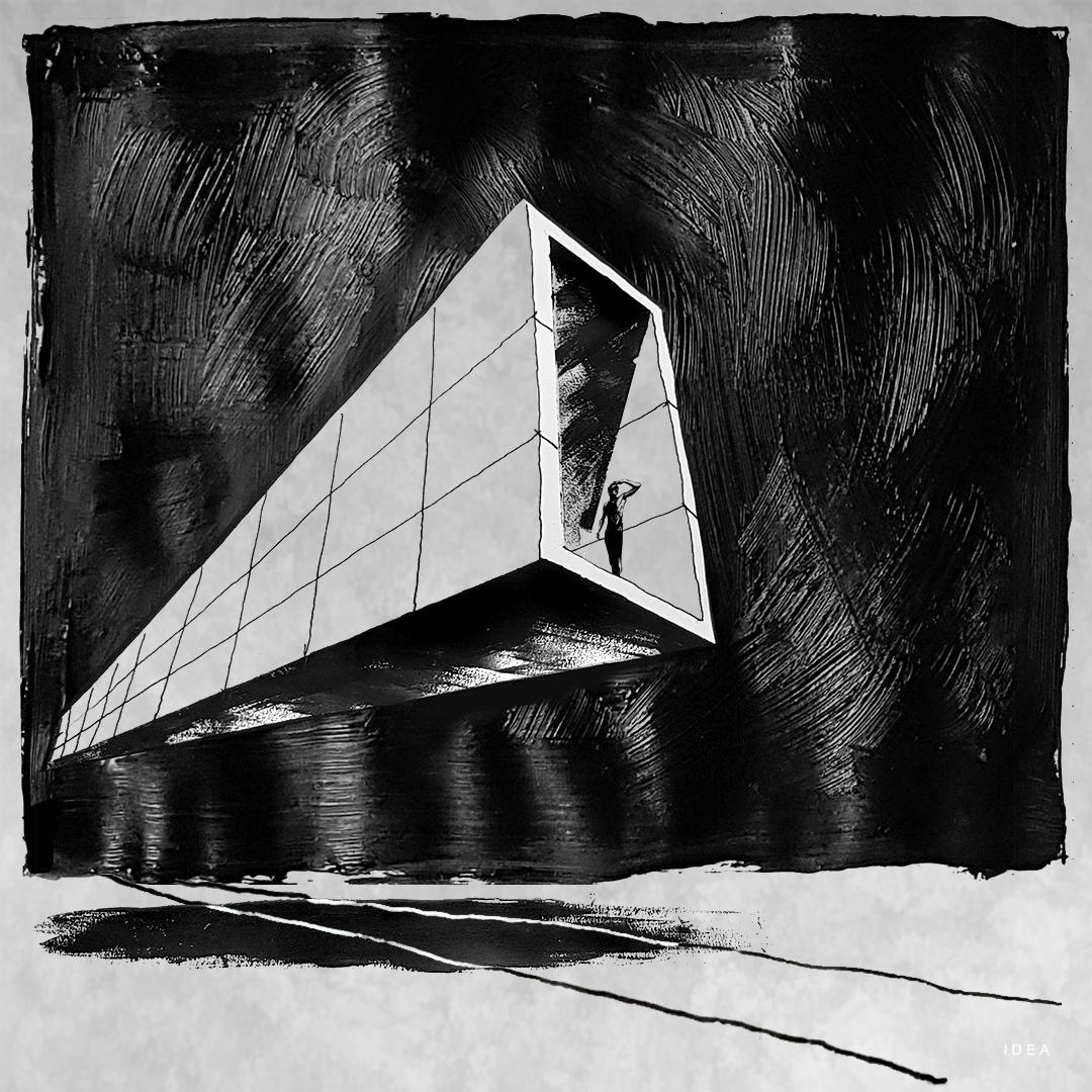Luneta House - rysunek