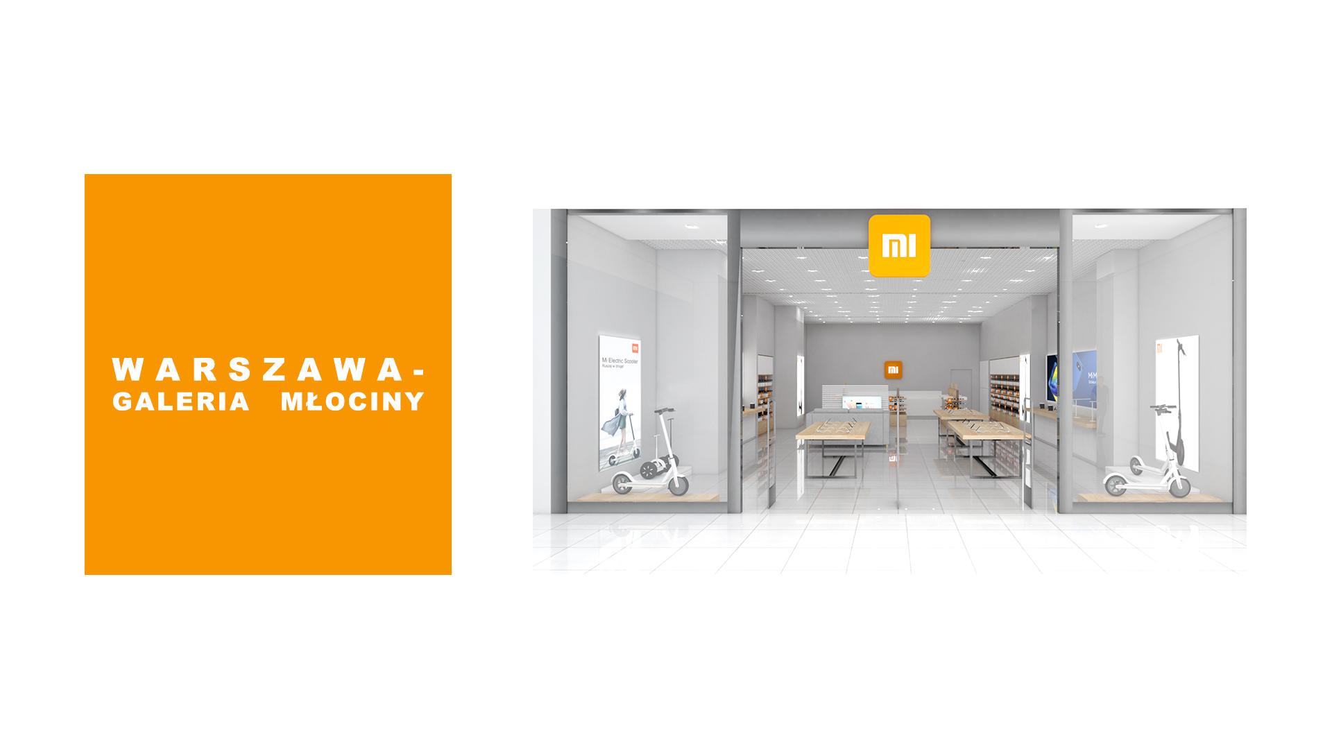 Mi-Store - Warszawa - Galeria Młociny