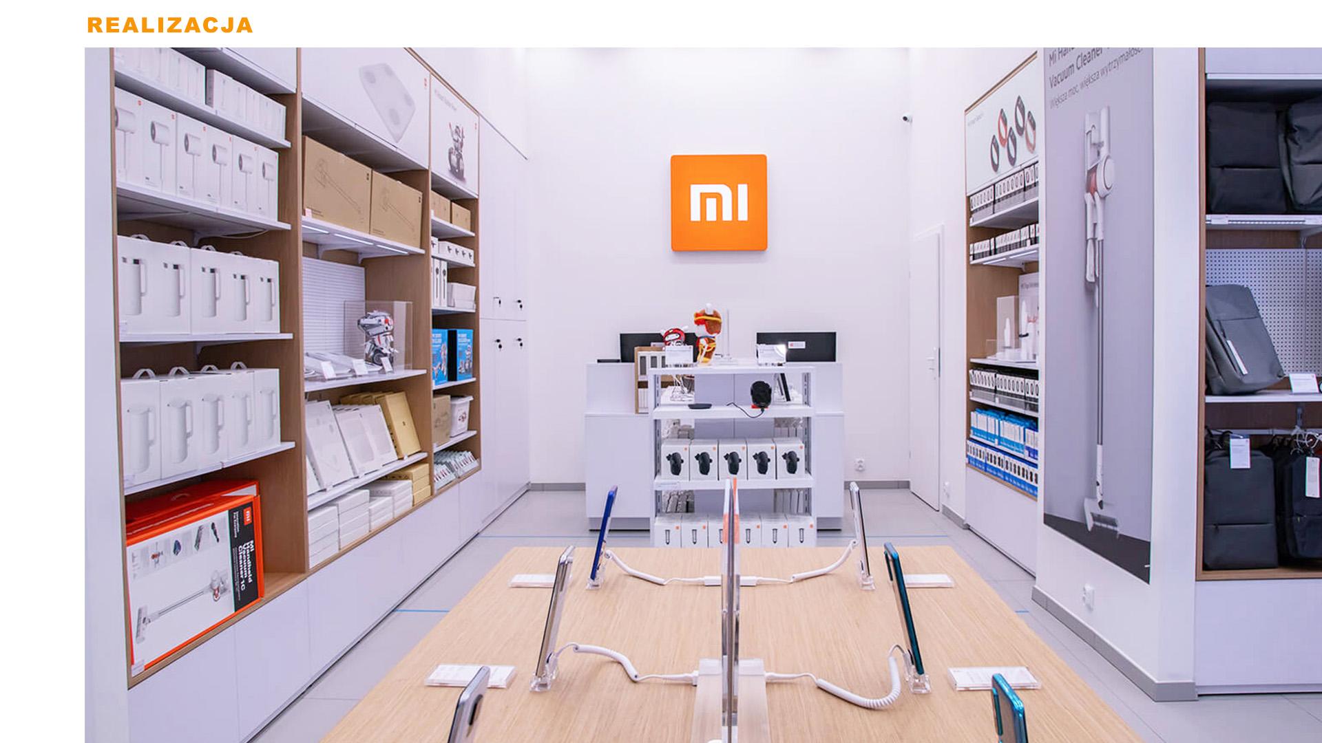 Mi-Store - Poznań - Centrum Avenida - realizacja