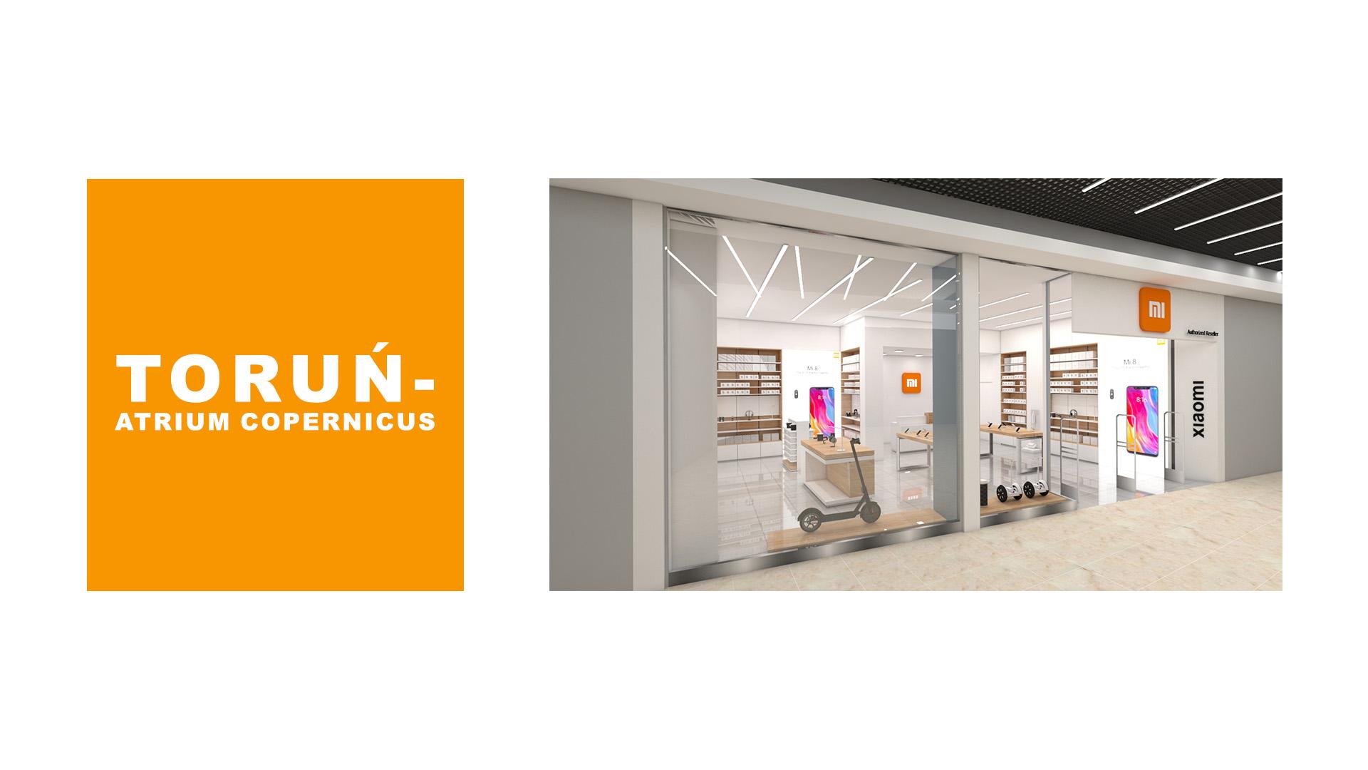 Mi-Store - Toruń - Atrium Copernicus
