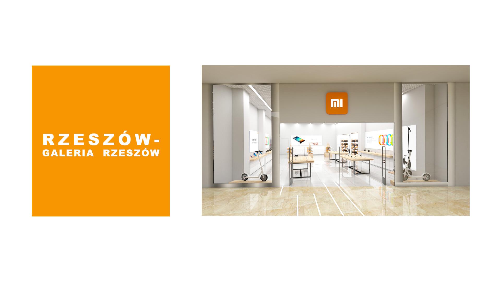 Mi-Store - Rzeszów - Galeria Rzeszów