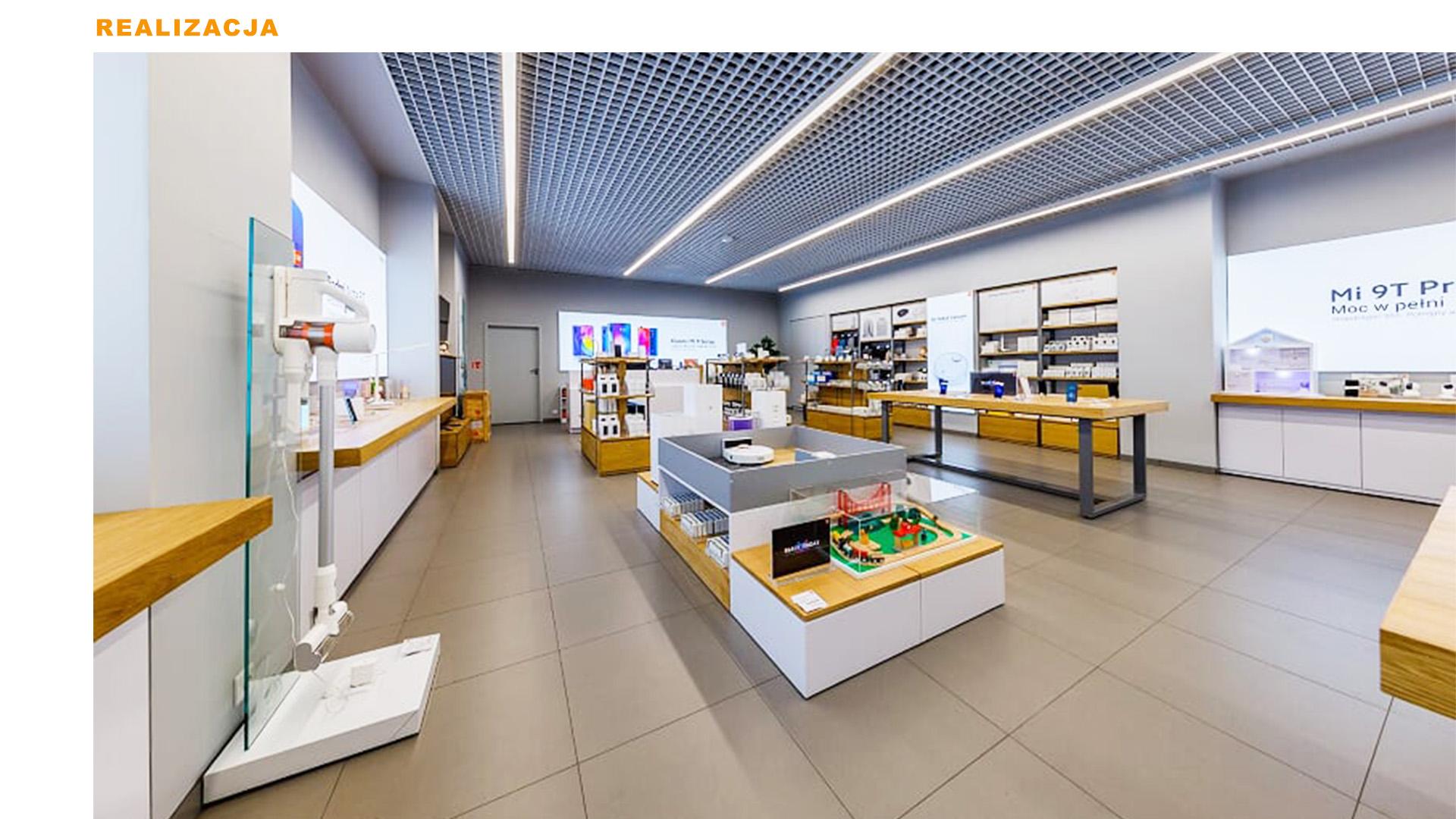 Mi-Store - Rzeszów - Galeria Rzeszów - realizacja