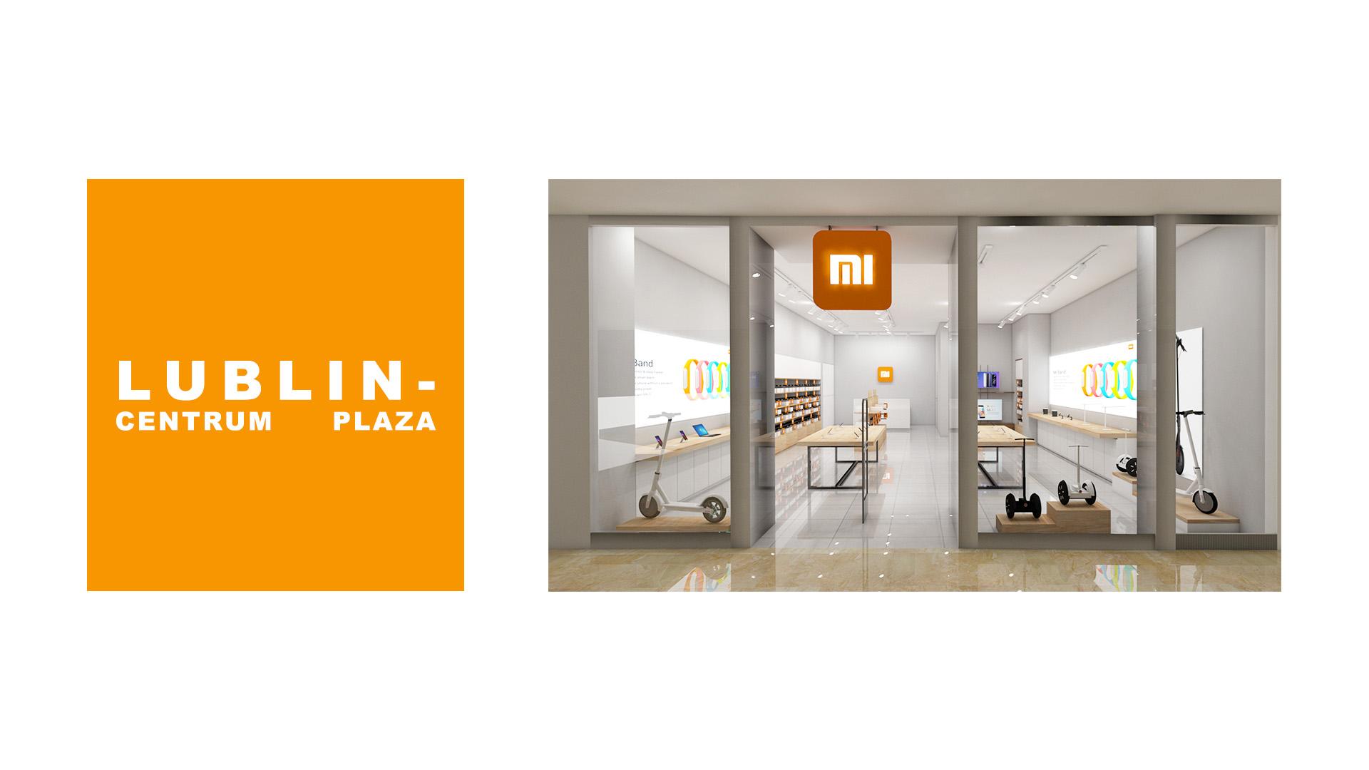 Mi-Store - Lublin - Centrum Plaza