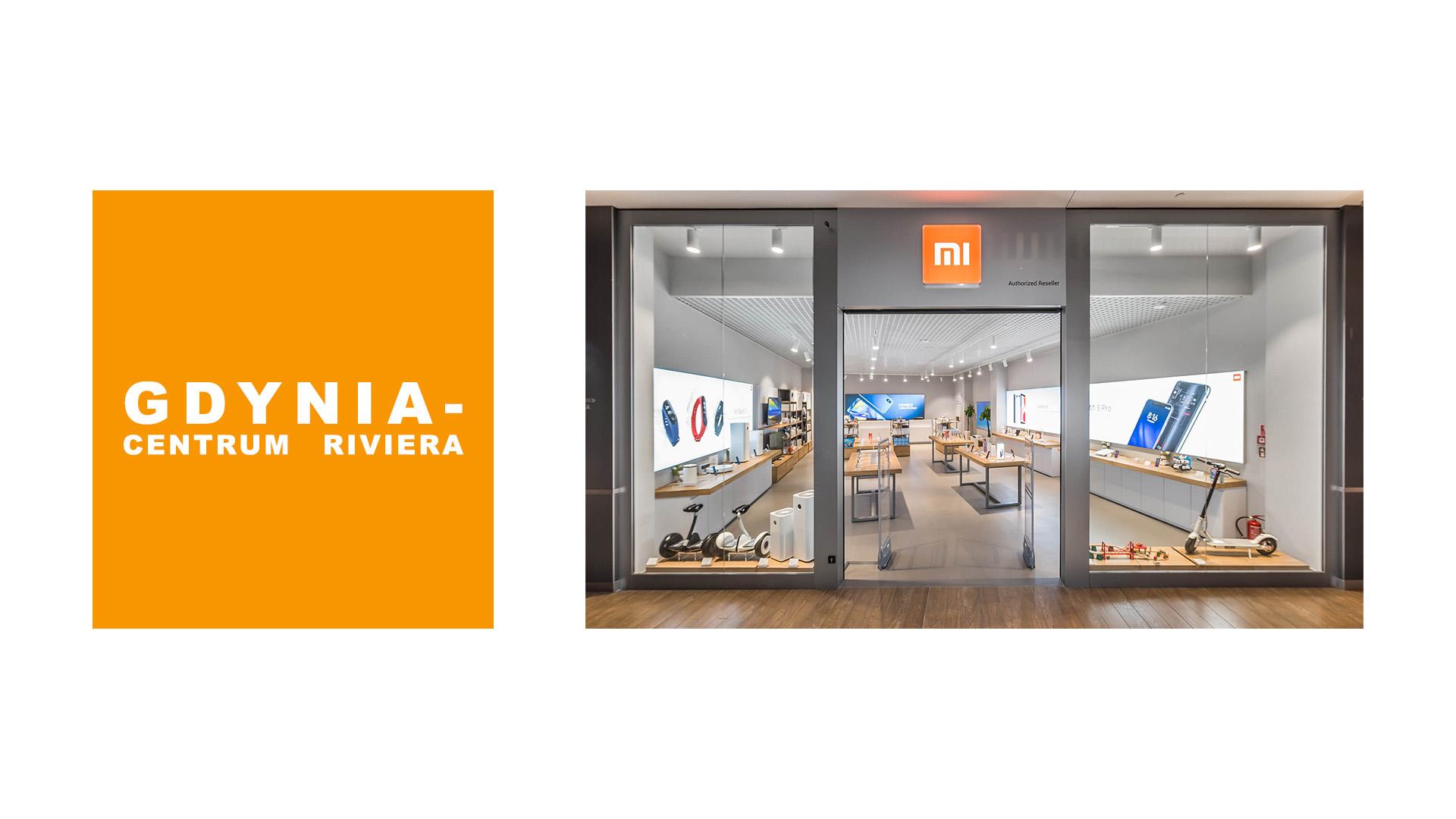 Mi-Store - Gdynia - Centrum Riviera