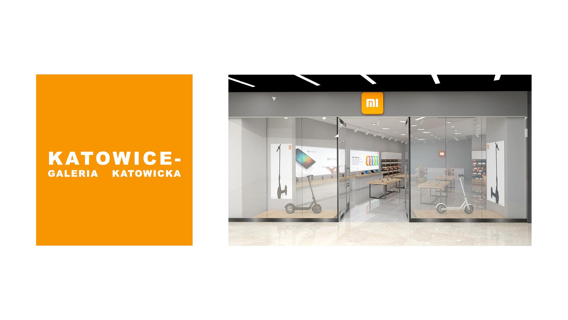 Mi-Store - Katowice - Galeria Katowicka