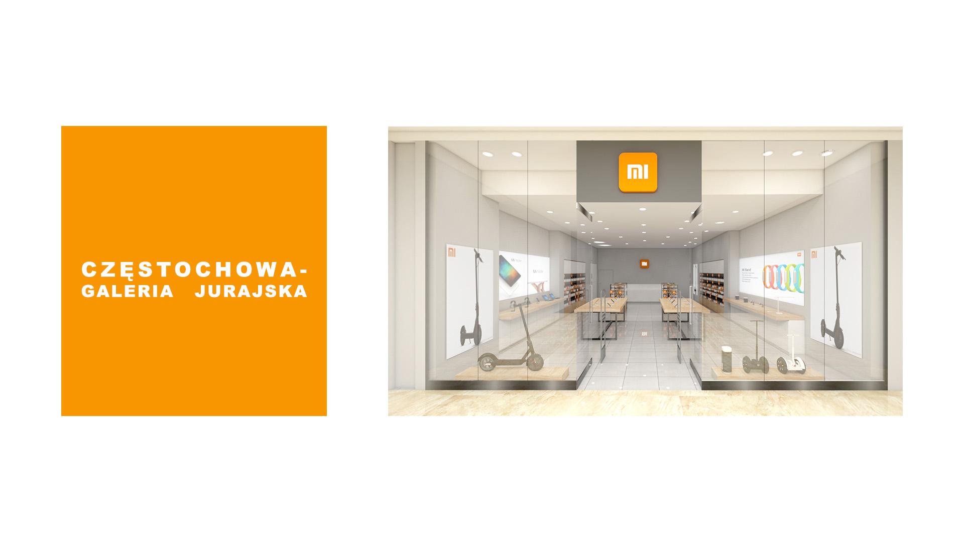 Mi-Store - Częstochowa - Galeria Jurajska