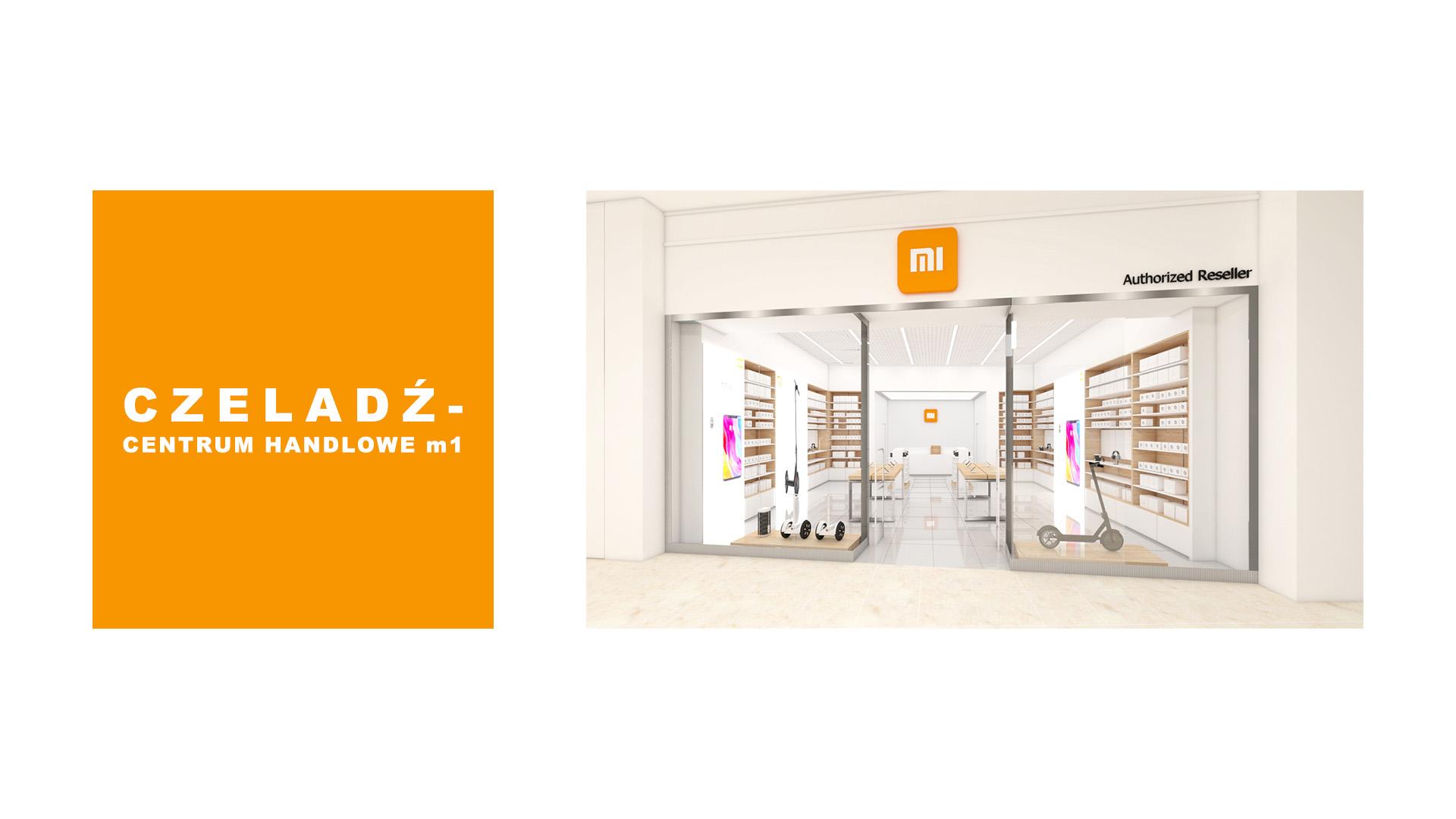 Mi-Store - Czeladź - Centrum Handlowe m1
