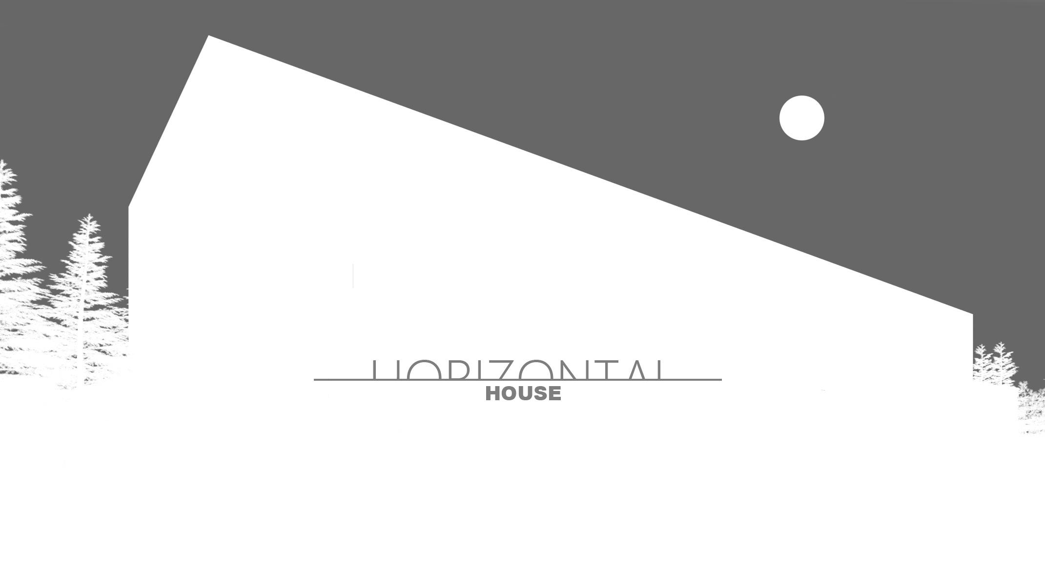 Horizontal House - okładka
