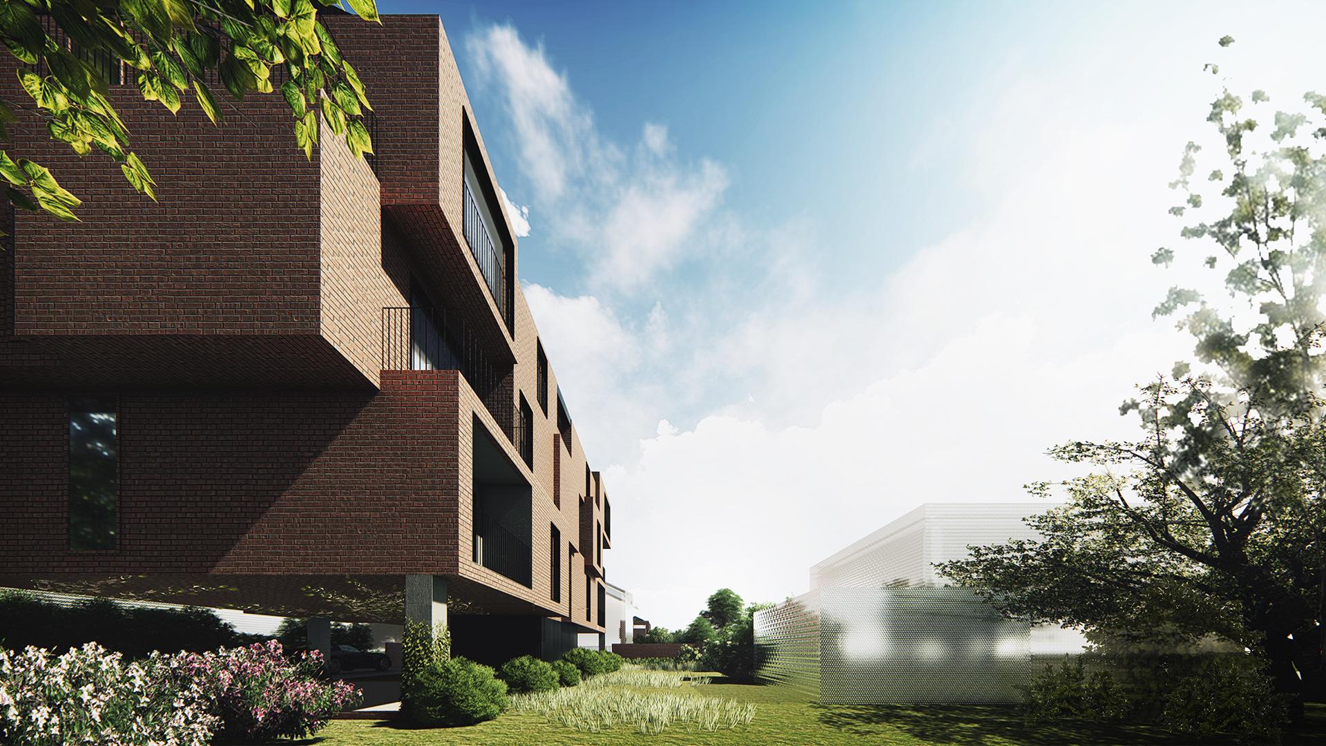Brick House - wizualizacja 6