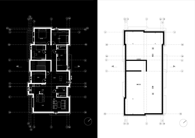 Brick House - rzut 3
