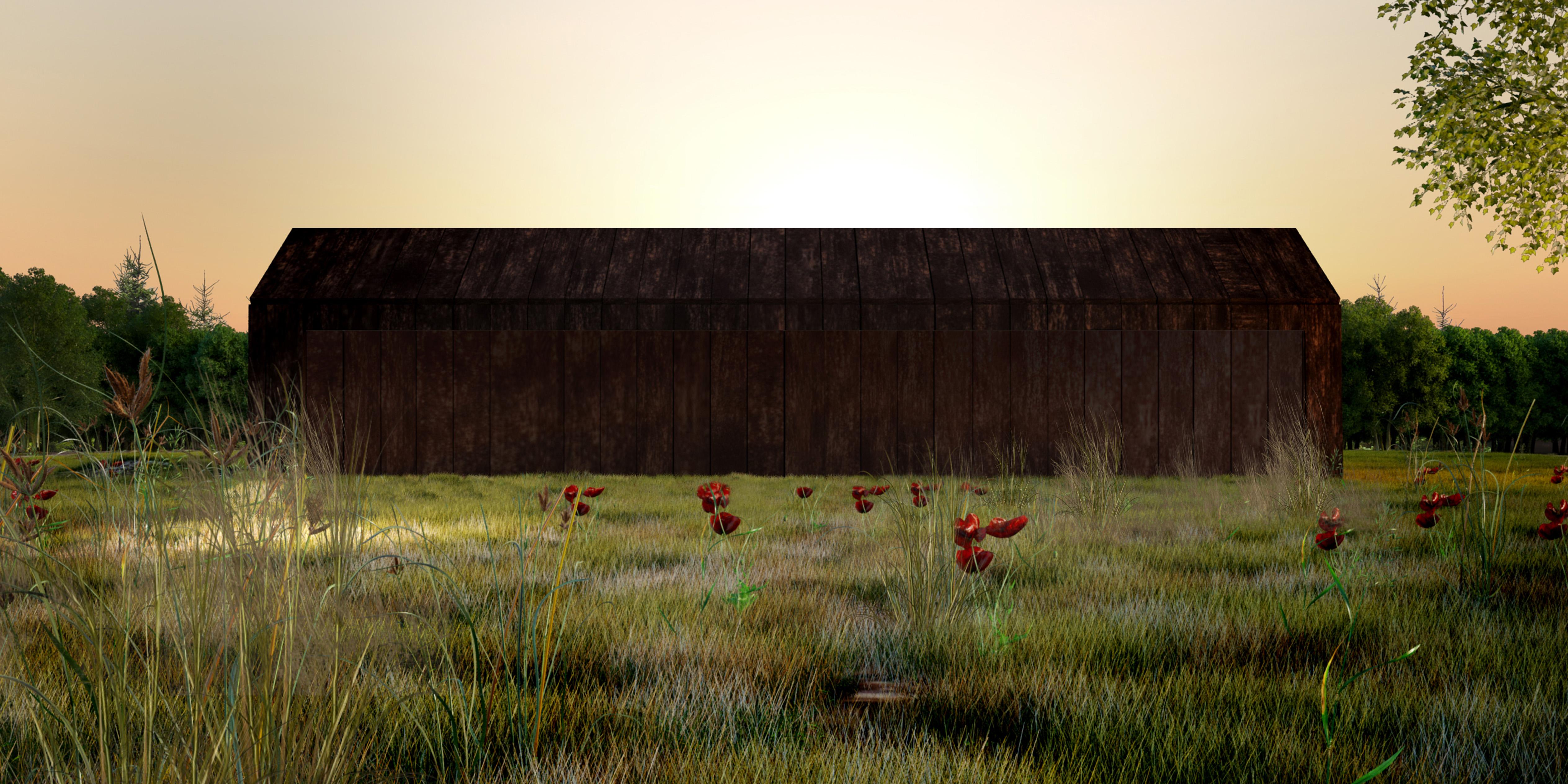 Forteca XS - 3D - wizualizacja nr 3