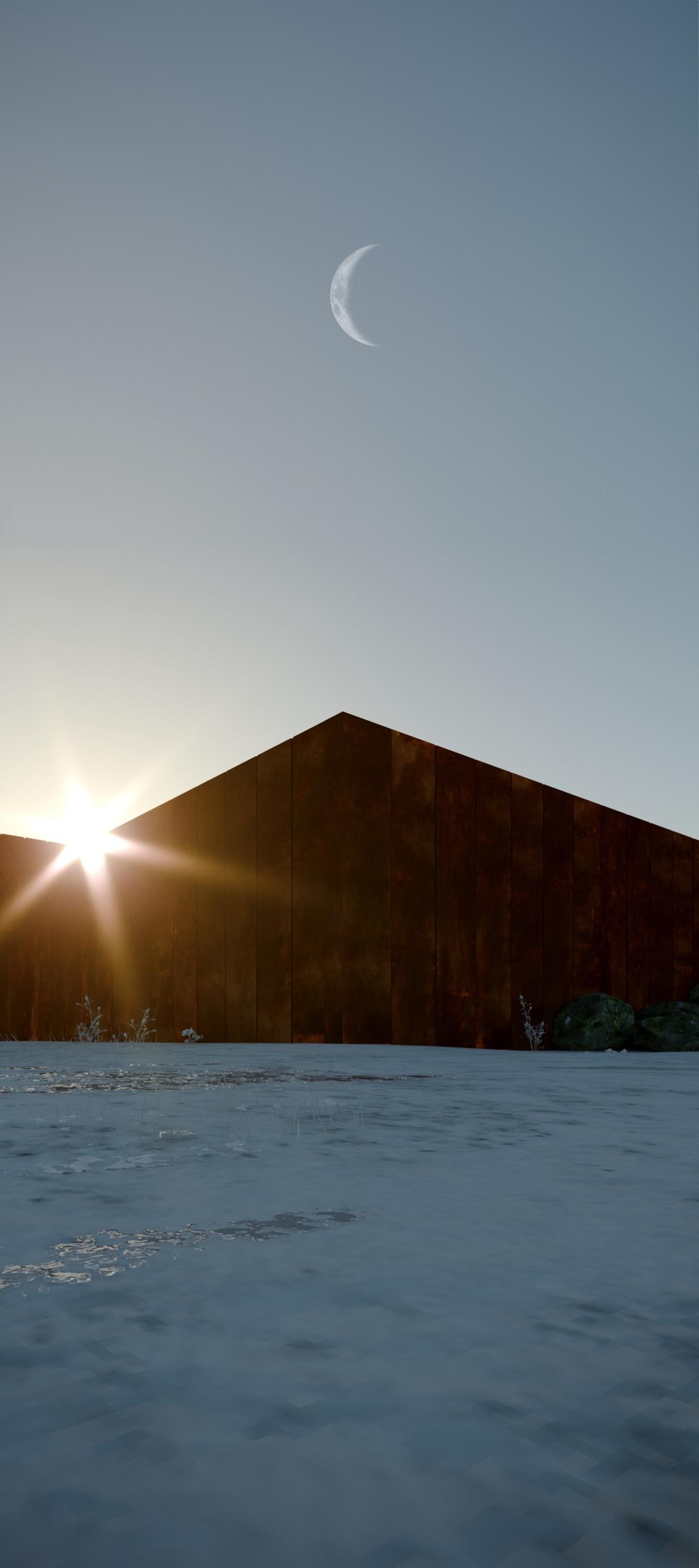Forteca XS - 3D - wizualizacja nr 5