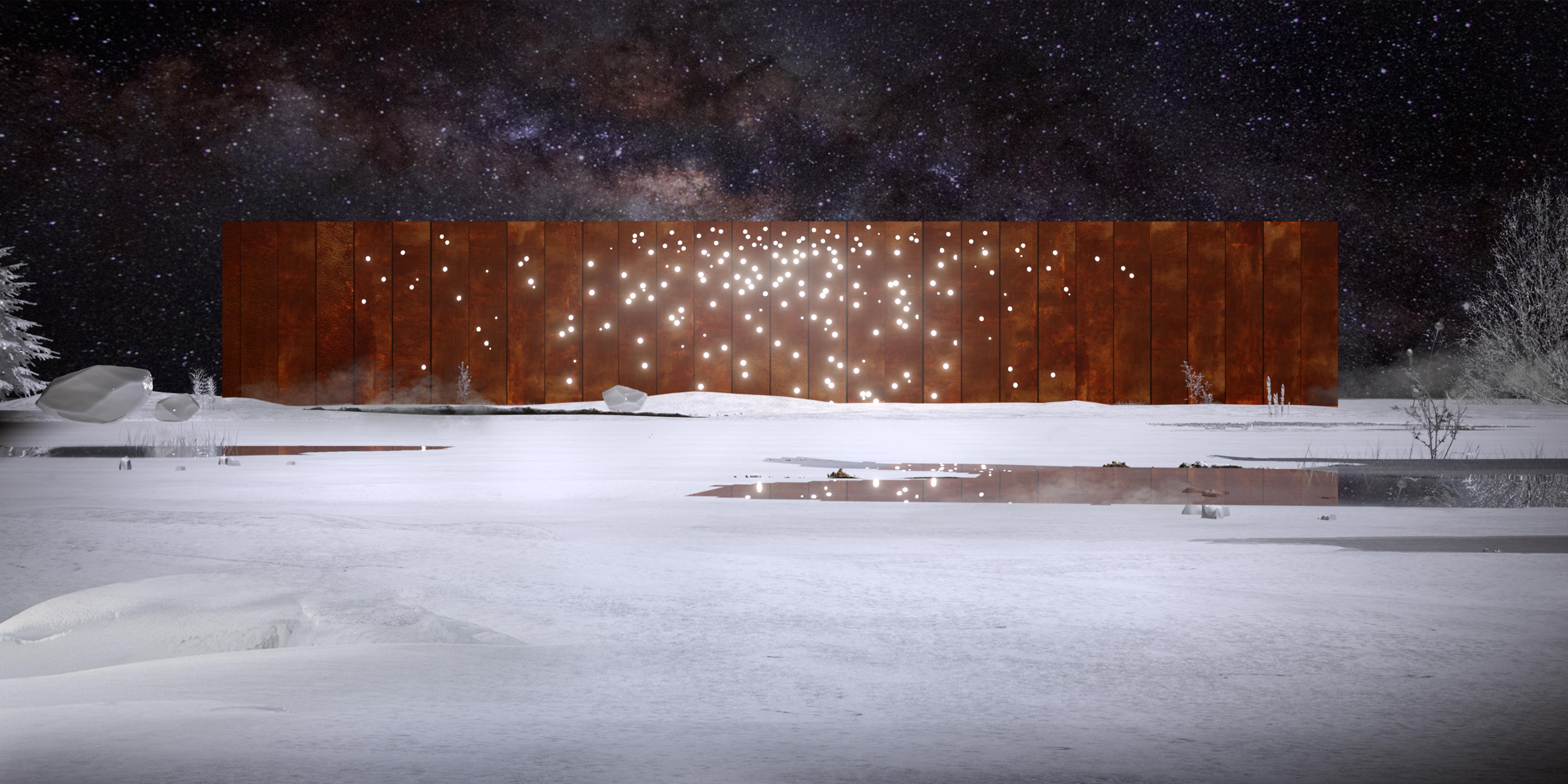 Forteca XS - 3D - wizualizacja nr 6